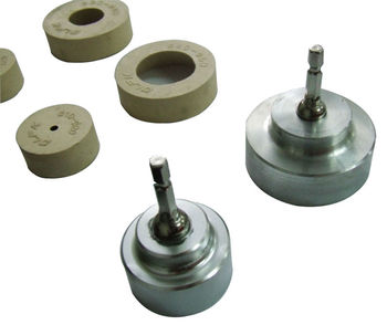 Aluminum Capping head with Rubber lining (Chuck for capping machine)