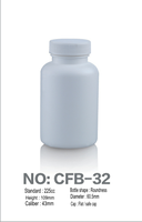 275ml PE bottle,we produce set of plastic bottles,caps has various types