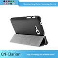 Tablet Case Cover Super Slim Smart Cover Case 2015 Leather Case For Samsung Galaxy Tab 3 Lite7 T110/T111