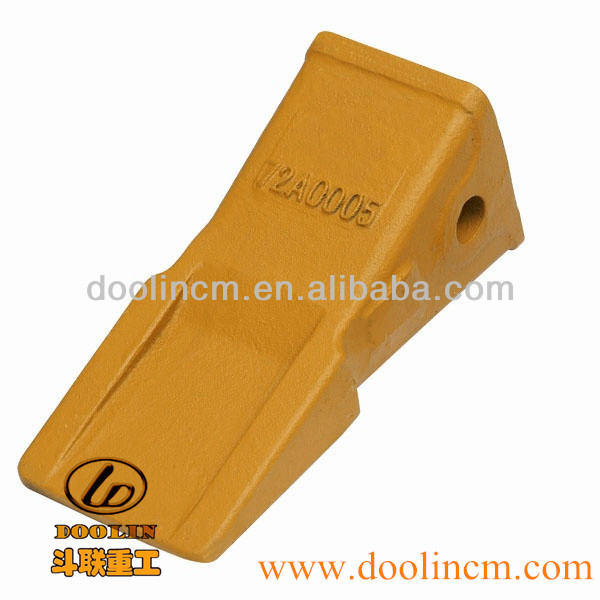LiuGong 40B High Quality Ripper Tip Bucket Teeth 72A005 for sale