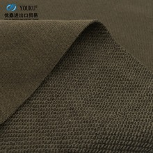 Cina market OEM 100% cotton knitted fabric / soft french terry with good quality for hoodie