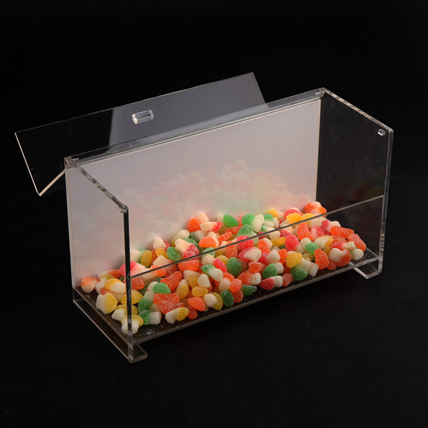 wholesale acrylic cookie box