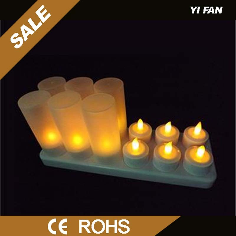 Rechargeable LED Electric Candle