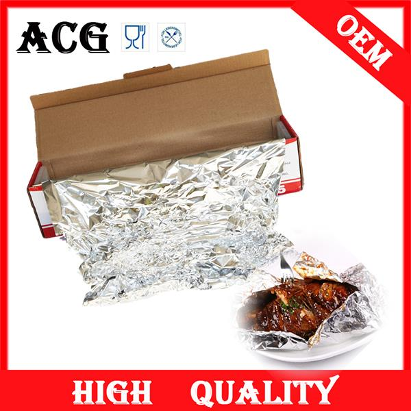 household and hotel use msds aluminium foil for microwave oven
