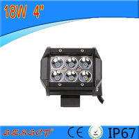 high qulaity 4inch 18w auto led light bar with good price