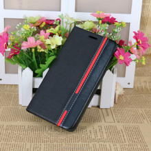 New coming high quality popular selling 2017 Wallet Card Slots Leather Case Flip Phone Case for xiaomi 6