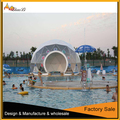 Factory price excellent Quality 5m geodesic dome tents for sale