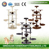 "BSCI Pet Factory Cat Tree 80"" Condo Furniture Scratching Post Pet Cat Kitten House High Quality"