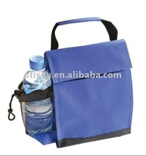 Bottle tote cooler bag recycled tote lunch bag
