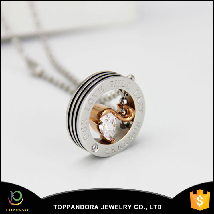 Hot sale stainless steel jewelry silver color 20mm round floating glass memory lockets with chain pendant locket for n