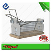 Pest Control Live Catch Metal & Wooden Mouse Trap Cage ATM2849S