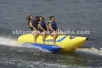 3 persons inflatable banana boat