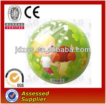 Inflatable pvc ball(factory)/pvc ball/plastic toy