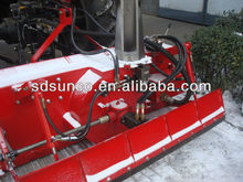 SD SUNCO Tractor Snow Blower CX180 with CE Certificate Made in China Export to Canada,Americia,Aussia