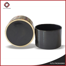 round cylinder fancy packaging luxury cosmetic box