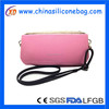 Factory Low Price Small Pocket Wallet Cute Mini EVA Box Bag Case PU Purse