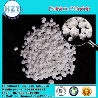 Snow and Ice Melting Anhydrous Calcium Chloride Pellets