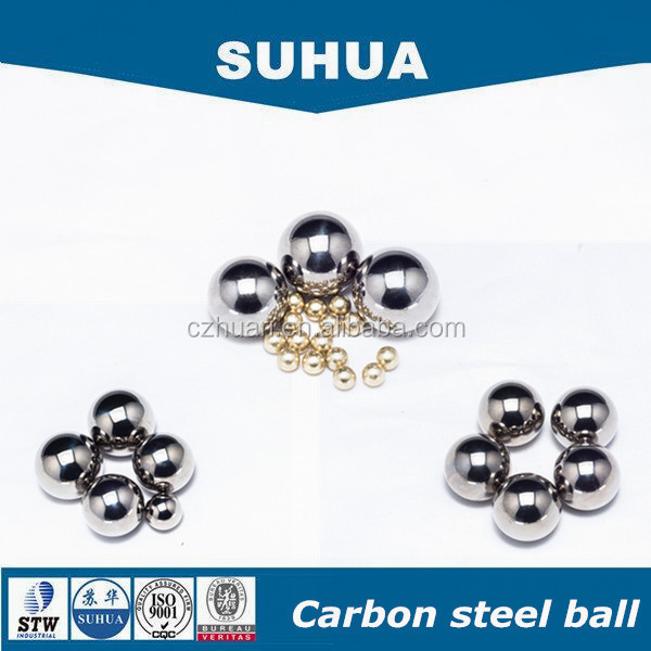Bulk solid small polished chemical nickel-plating steel ball