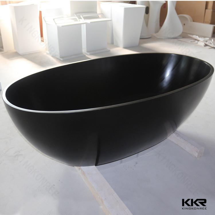 Kkr bath tub round bathtub freestanding black bathtubs for for Freestanding tubs for sale