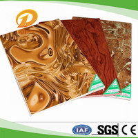 Fire rated UV mgo decorative green board
