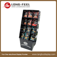 Shenzhen new products paper candy display manufactures