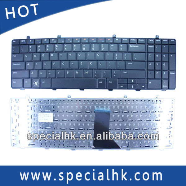 Best Quality for Dell Inspiron 1564 Series Laptop Backlit Keyboard US Version