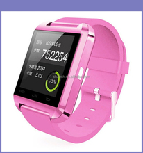 Newest U8 Sport Watch 1.44 Inch Capacitive Touch Screen Bluetooth Wifi Cheap Android 3G Smart Watch