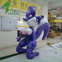 New design nude inflatable sexy anime girl , Inflatable sexy toy with big breast for sale