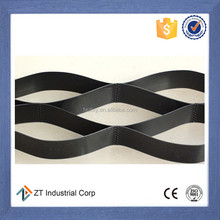 good hdpe Plastic Black Geocell Black core gravel stabilizer HDPE geocell price
