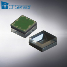 Piezo Element Pressure Sensor Chip