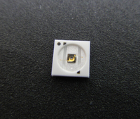 China manufacturer 5050 SMD LED diode 20mA 0.2W UVC 265nm LED diode