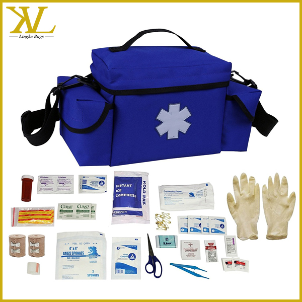 Waterproof Emergency Home Medical Bag, Wholesale Portable First Aid Kit