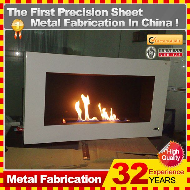 2014 customized ventless smokeless fireplace