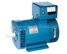 Hight quality low price Alternator single - phase or three phase ,option voltage:110v/220v ST/STC