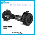 self-balance electic scooter 2 wheels standing up hoverboard with bluetooth spearker