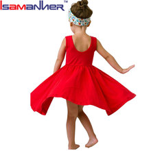 New fashion child party wear frock girls party dresses kids for 2-6 years