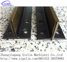 Low price guide rail/Xinlin machined guide rail