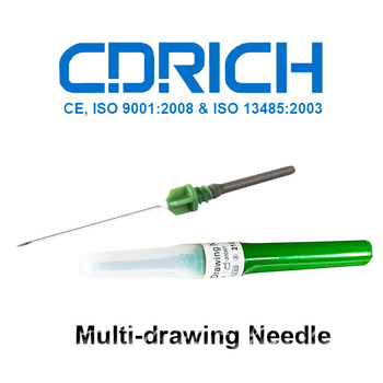 CDRICH Multi Drawing Blood Collection Needle