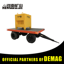 High Efficiency Customized Battery Powered Coil Transporter From Storage Battery