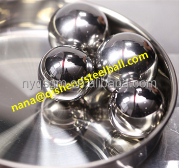 304 material stainless steel hollow ball (25.4mm)1inch 2mm thickness use for decoration