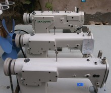 Brother Three Head Hair Weft Machine, Professional Japan Used Industrial Sewing Machine
