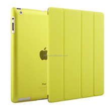 good quality folding belk leather smart cover cases for ipad anti gravity waterproof case for ipad 2 3 4