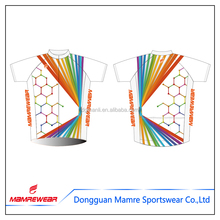 Team made cycling jerseys, custom design cheap men gender bicycle jersey cycle gear for hot sale