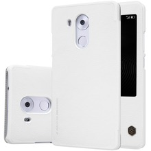 Nillkin High Quality Classic flip Leather Cover Case Qin Series phone bag for Huawei Ascend Mate 8