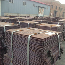 Hot sale Copper cathode 99.99% purity