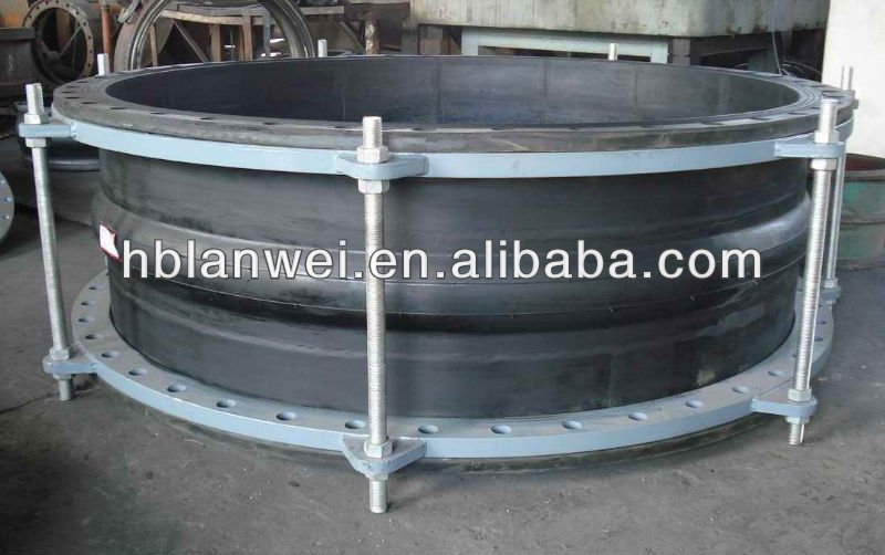 hypalon rubber expansion joint