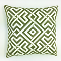 New Geometric Style Knitting Embroidery Decorative Cushion Cover
