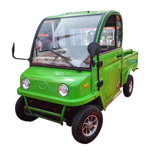 Low speed small electric truck for carry cargo