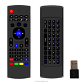 2.4GHz Fly Air Mouse Wireless Keyboard MX3 remote control for MX MX2 MX3 M8 M8N M8S PC Android KODI