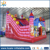 Huale bear style inflatable outdoor slide/entertainning castle slide/kids beds with slide
